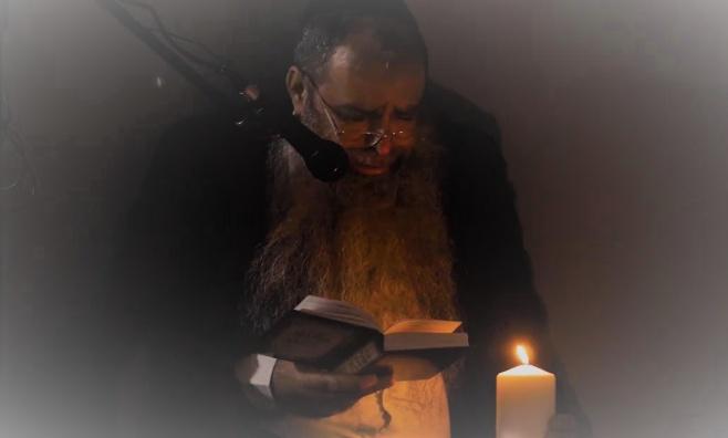 הרב רפאל זר מונה בבכי את השנים לחורבן