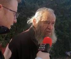 """הרב עמרם בלוי: """"מהיום אצביע לליכוד"""". צפו"""
