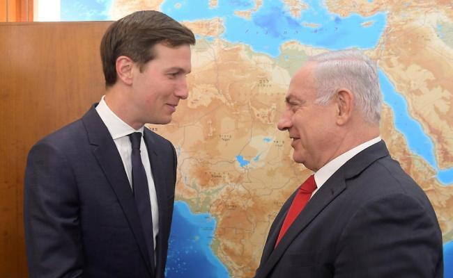 קושנר בפגישתו הקיץ עם נתניהו - דיווח: קושנר ניסה לסכל הצבעה נגד ישראל