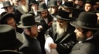 הרבי מסאטמר בעלייה לציון - הילולת ה'דברי יואל' מסאטמר • תיעוד ענק