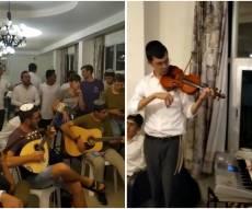 אחדות במלון הקורונה: קומזיץ במוצאי החג