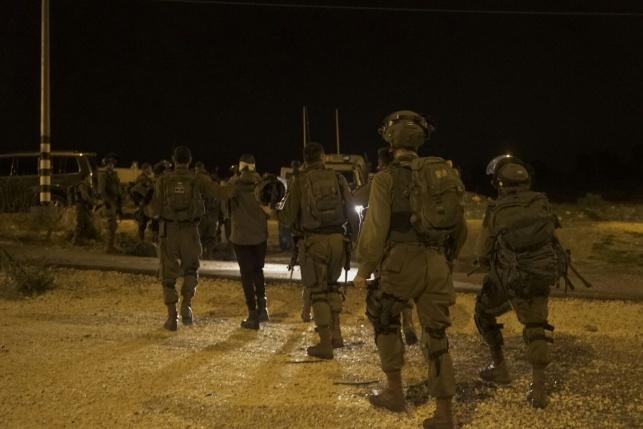 מבצע מיוחד בכפר נבי צלאח; תשעה נעצרו