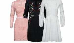 שמלות רנואר מהקולקצייה החדשה.