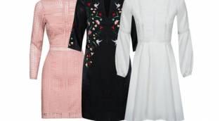 שמלות רנואר מהקולקצייה החדשה. - רנואר: שיא הסטייל במחירים של עד 70% הנחה