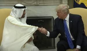 טראמפ ויורש העצר