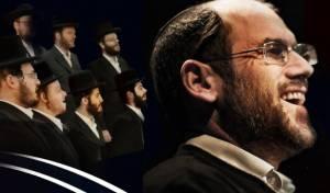 """אהרן רזאל ו'ידידים' בסינגל חדש: """"עולו"""""""