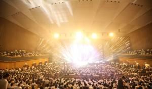 """3,500 בני ישיבות בשירת """"עוצו עצה""""; צפו"""