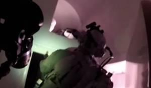"""פעילות הלוחמים בבית המחבל - קסדת לוחמי הימ""""מ תיעדה את החיסול. צפו"""