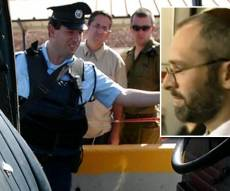 יהושע אליצור וזירת הירי - ירה למוות בפלסטיני, ברח - והוסגר מברזיל