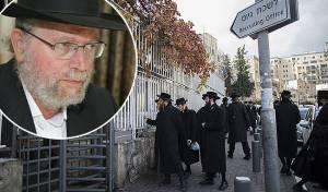 הרב בן דב על רקע הפגנה בלשכת הגיוס