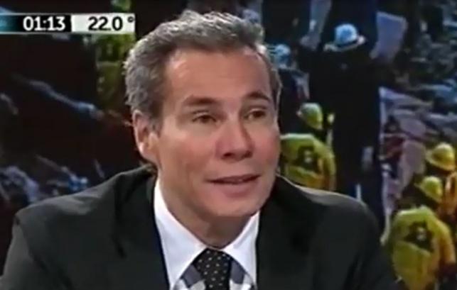 התובע שנמצא מת, אלברטו ניסמן