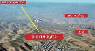 האם פרויקט הבניה בגבעת אדומים הוא הפתרון? - האם הפתרון למצוקת הדיור נמצא בגבעת אדומים?