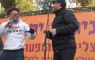 צפו: שוקי סלומון וחיים ישראל בגבעת מרדכי