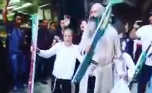 משפיל: זה מה שיהודים עברו בדרך לכותל