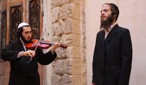 אהרן פרוכטר ומנחם שטיינברג בקליפ חדש: בכל מקום שאתה