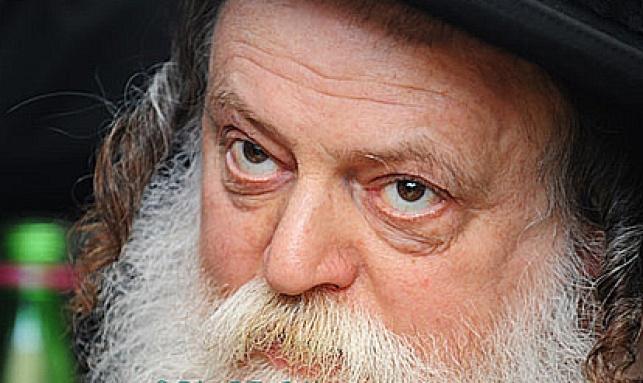 """האדמו""""ר מתולדות אברהם יצחק (מאיר דהן, COL)"""
