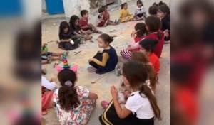 על הארץ: הקינות של ילדי הגן בג'רבה • צפו