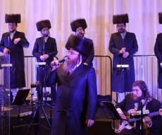 שלמה זלמן הורביץ ומקהלת שירה בניגון עתיק