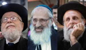 הרבנים שחתמו
