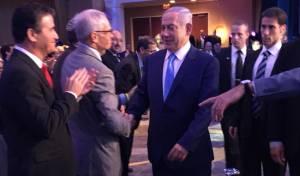נתניהו בעצרת הכללית של הפדרציות היהודיות