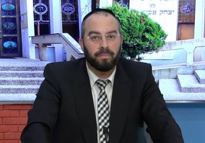 פרשת תרומה עם הרב נחמיה רוטנברג • צפו
