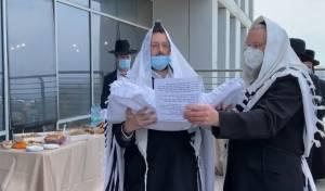 מזל טוב: ישראל כהן חגג ברית לבנו • תיעוד
