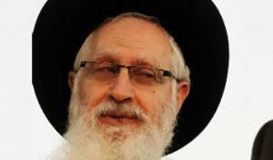 הרב יעקב יוסף (צילום: פלאש 90)