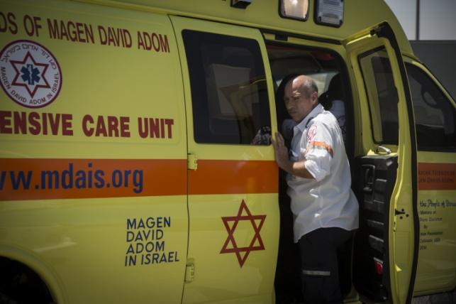 ירושלים: בחור ישיבה נפצע בינוני בתאונה