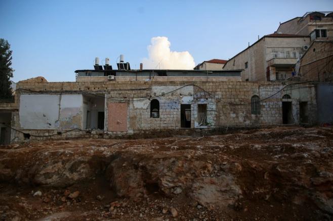 תיעוד פרידה: החל הרס השכונה הירושלמית