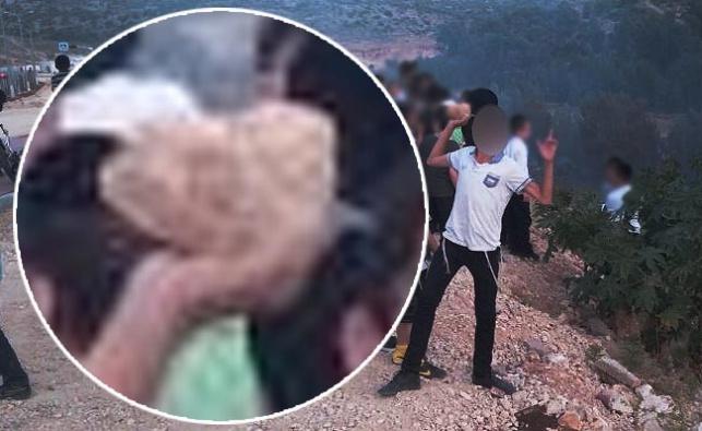 חילול ה' במודיעין עילית: ילדים רגמו לוחמי אש