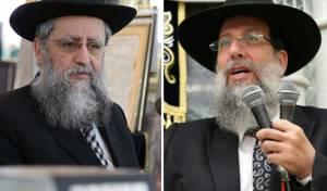 """הרב יעקב כהן והגר""""ד יוסף"""