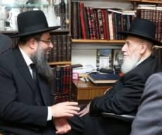 """הרב בוחבוט מקבל לצד הגר""""ש כהן - נשיא המועצת יכתיר את רבה של טבריה"""