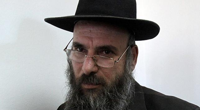 הרב פוקס (צילום: פלאש 90)