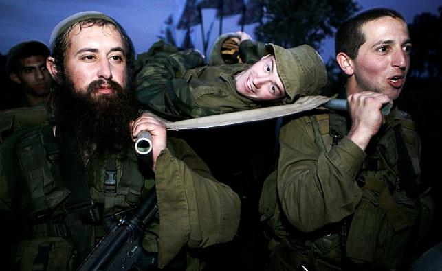 """חיילים מ""""נצח יהודה"""""""