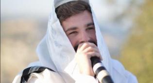"""מנחם הלוי בסינגל חדש: """"אם אשכחך"""""""