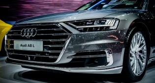 אאודי A8 - ישראל רכשה 13 מכוניות 'אאודי' משוריינות
