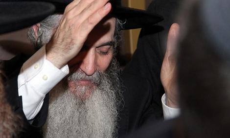 """האדמו""""ר רבי דוד אבוחצירא"""