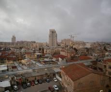 ירושלים - מהבניין הכי גבוה ברחוב יפו • צפו