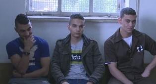 המחבלים בבית המשפט, מרוצים - אושר ההסדר עם המחבל שהרג את לבלוביץ'