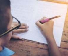 יען (לא) האמנתם בי // מכתב של ילד לתחילת שנה