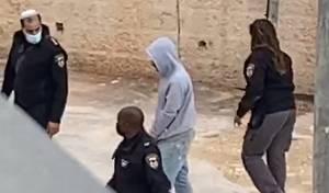 ה'איכון' גילה, והחשוד כמחבל נעצר. צפו