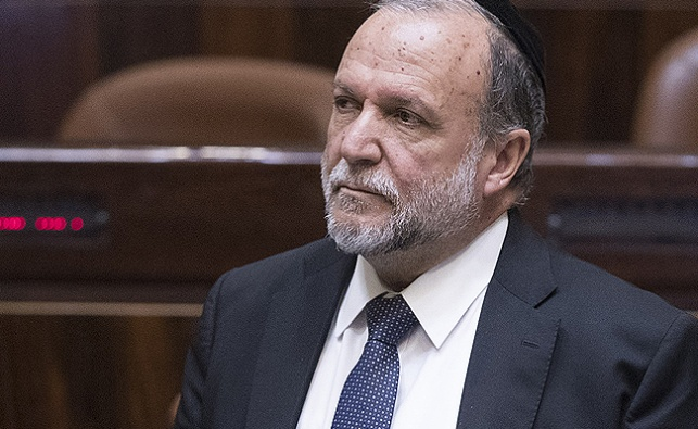 השר יצחק כהן