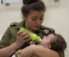 תיעוד הסיוע - נחשף לראשונה - ילדה סורית מדברת על הסיוע הישראלי. צפו