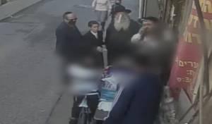 צפו בתיעוד: גל פריצות בשכונת בית ישראל
