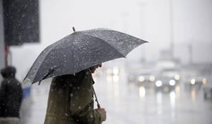 לאחר השרב הכבד: ממחר; גשמים ורעמים