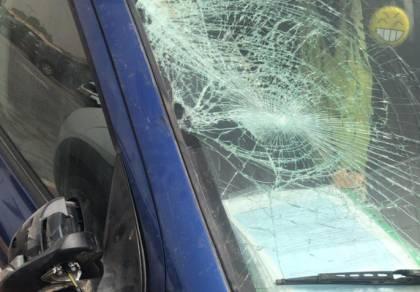 נתפס הנהג מתאונת ה'פגע וברח' בכביש 1