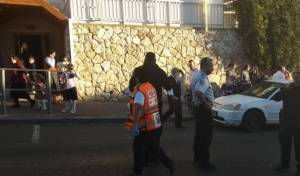 ביתר: ילדה נפגעה בתאונה, מצבה קשה