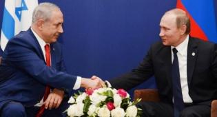 נתניהו ופוטין - לראשונה מאז התקיפה: נתניהו ייפגש  עם נשיא רוסיה פוטין