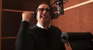 """דוד גבאי מתוך """"שירי פנחס 2"""" - """"נרננה"""""""