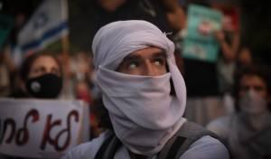 המחאה בירושלים; שישה נעצרו בעימותים